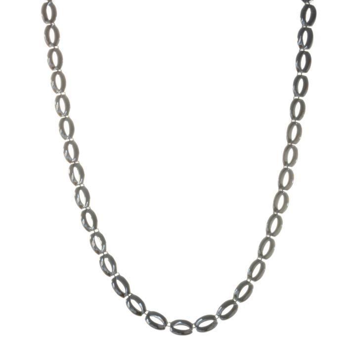 Collier Femme Argent fin 925 - 43cm, 23 Grammes - Achat   Vente ... fd05aab802d7