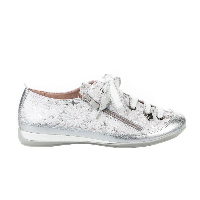 Plus Grand Gris JOSE SAENZ Chaussures de Confort Femme Gris