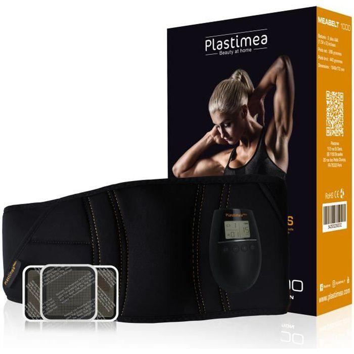 9dbdbabb1a12 Ceinture d électrostimulation • MEABELT® 1000 • Musculation abdominale •  Technologie EMS • 18 Niveaux • Musculation • Normes CE