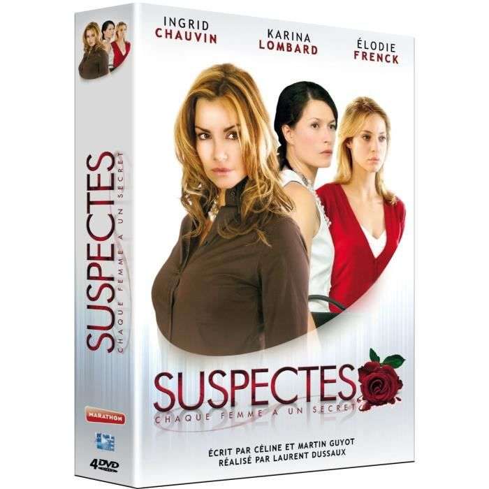 DVD FILM Suspectes - L'intégrale - Coffret DVD
