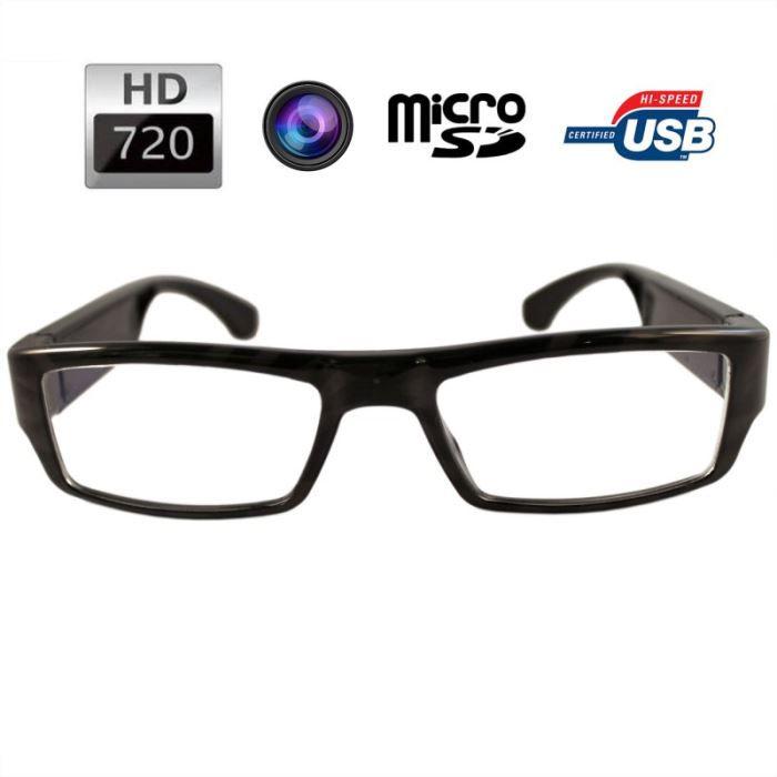 Lunettes de vue caméra espion HD 720P appareil … - Achat   Vente ... 78bc53c99a1b