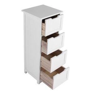 colonne avec tiroir rangement cuisine achat vente pas cher. Black Bedroom Furniture Sets. Home Design Ideas