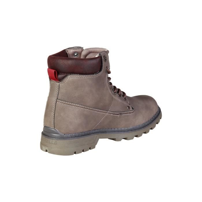 Carrera Jeans - Boots / bottines montantes Nevada - Gris taupe P,45