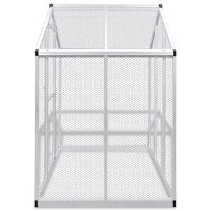 Cage oiseaux exterieur achat vente cage oiseaux for Voliere oiseau exterieur