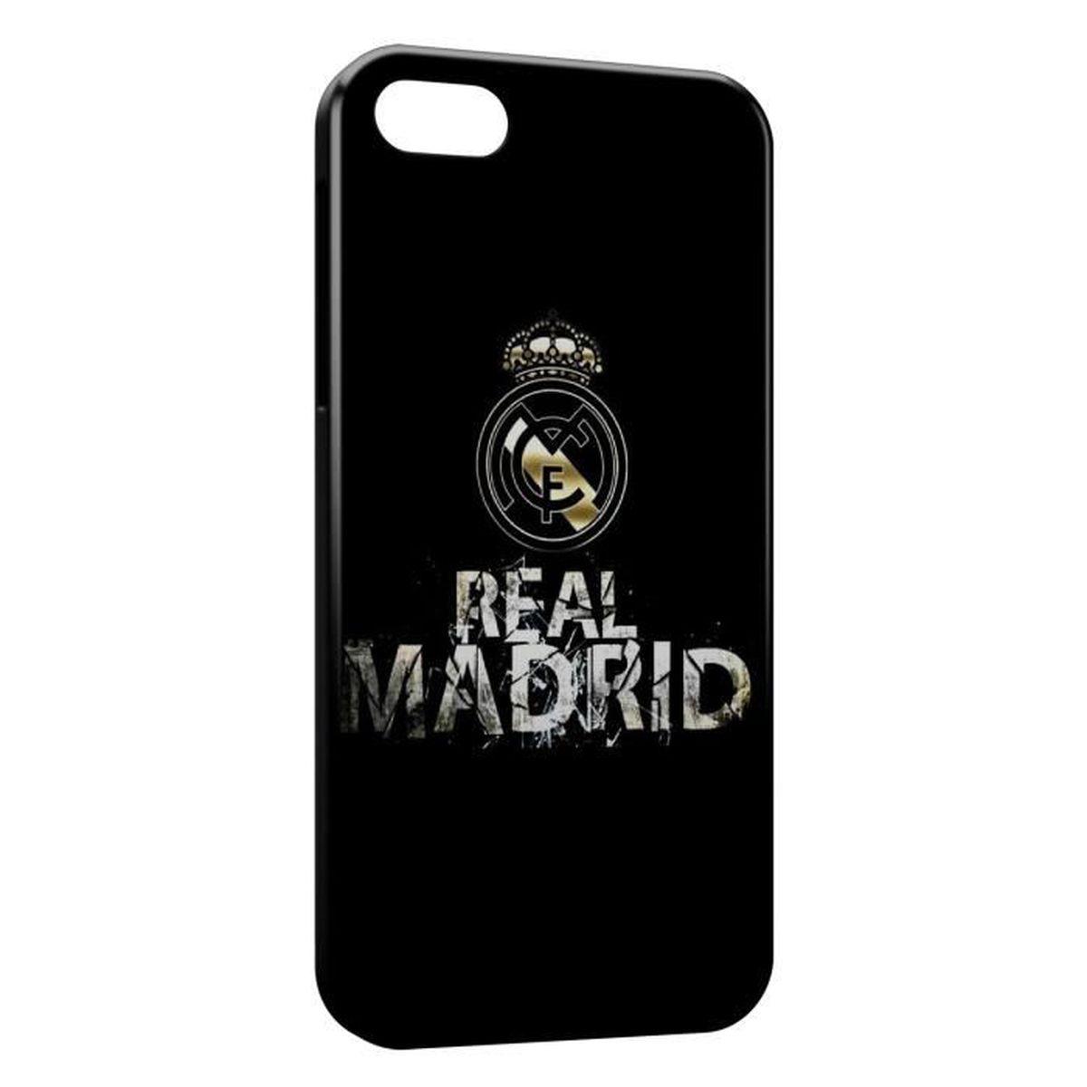 coque iphone 5 du real madrid