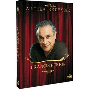 DVD SPECTACLE DVD Francis Perrin