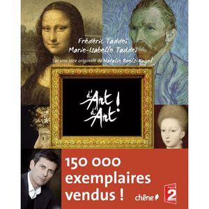 LIVRES BEAUX-ARTS D'Art d'Art ! Tome 1