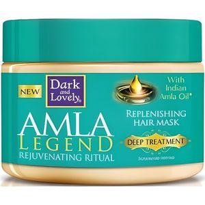 ANTI-CHUTE CHEVEUX Masque-baume à rincer à l'huile Indienne AMLA lege