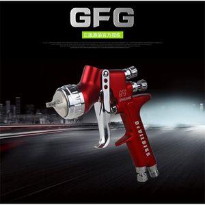PEINTURE - VERNIS Pistolet professionnel GFG 1.3MM HVLP Haute Qualit