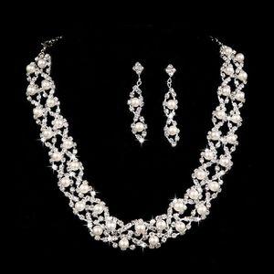 18f34500c Parure collier perle mariage - Achat / Vente pas cher