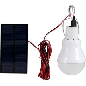 AMPOULE - LED Extérieur / Intérieur énergie solaire système d'éc