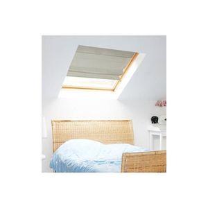 rideaux pour fenetre de toit achat vente rideaux pour fenetre de toit pas cher cdiscount. Black Bedroom Furniture Sets. Home Design Ideas