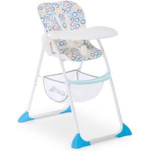 CHAISE HAUTE  HAUCK Chaise haute bébé Sit n Fold - pliage compac