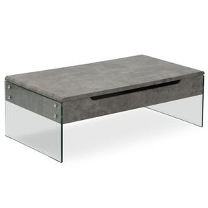table basse transformable achat vente pas cher cdiscount. Black Bedroom Furniture Sets. Home Design Ideas