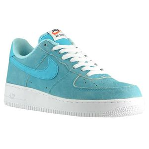 Formateurs 1 Low Nike Club Force Air Yacht Hommes Turquoise 488298 XOikZuTP