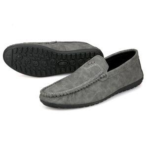 Mocassins pour homme cuir - Loafers confort - Chaussures de ville ... 59100b9d66e7