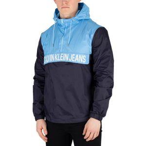 ee7e810347a VESTE Calvin Klein Jeans Homme Veste en nylon à blocs de