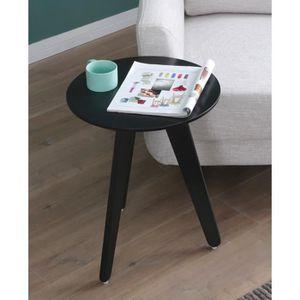 Petite Table Basse Pas Cher.Petite Table Basse Noire