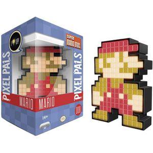FIGURINE - PERSONNAGE Figurine lumineuse Pixel Pals Super Mario Bros. :