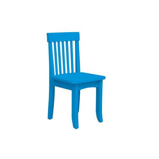 Chaise Avalon Achat Plastique Bleu Vente En Bois Enfant Et WE2DYH9I
