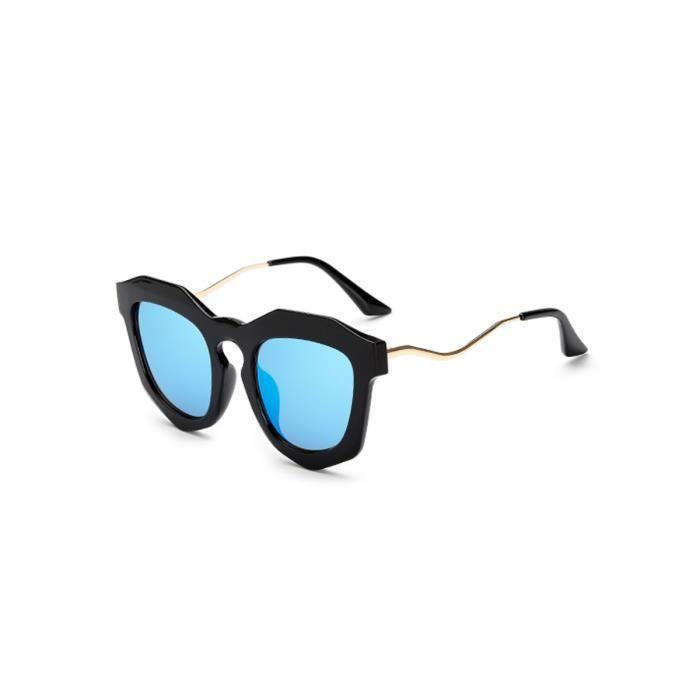Femmes Lunettes de soleil Chat Couleur des yeux Popular Mode Bloc accessoires 75