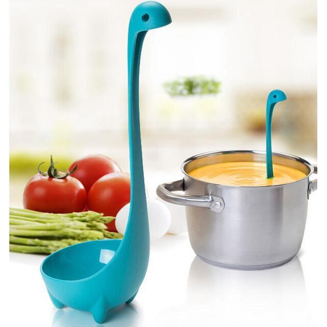 Nessie louche cuillère à long manche soupe de cuillère en ...