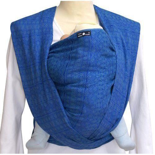 Didymos Echarpe Porte-bébé Indio Bleu Ultramarin Taille 3 - Achat ... 3a63f94fccc