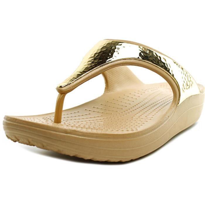 Crocs Sloane Embellished Flip Femmes Synthétique Tongs u05f6n