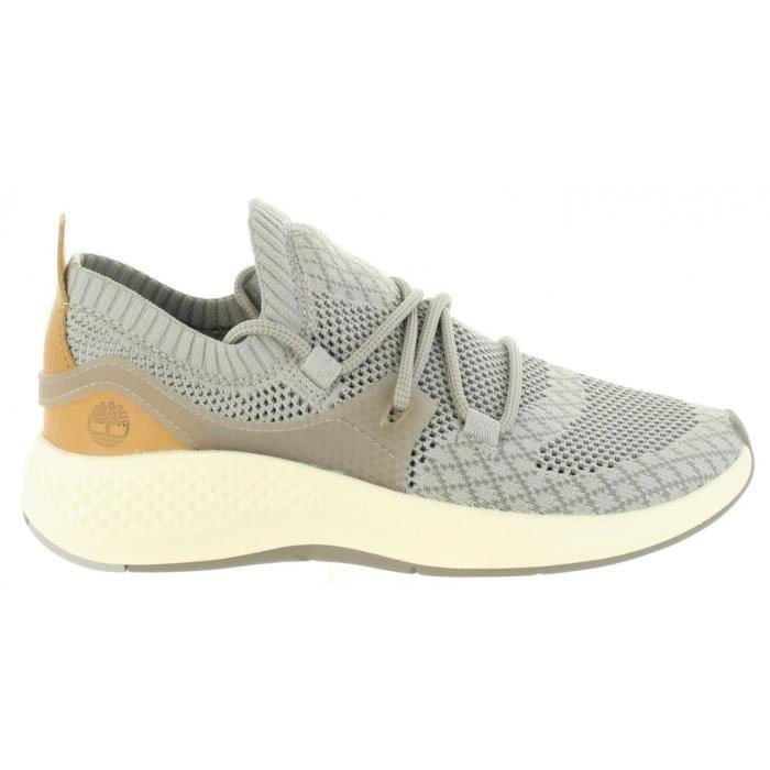 Chaussures de sport pour Femme TIMBERLAND A1SU4 FLYROAM LIGHT GREY