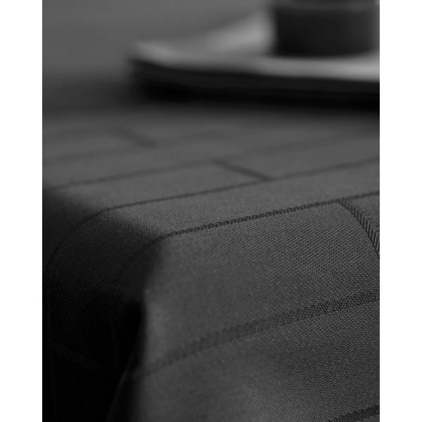 Nappe noire rectangulaire - Achat / Vente Nappe noire ...