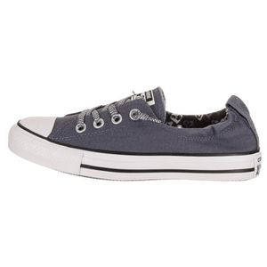 Shoreline Light Taylor All Carbon 38 M7LLN Taille Women's Star Slip Chuck Converse white black 4USwAqyBU