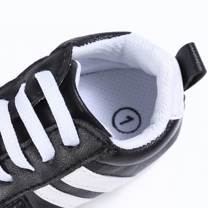 Bébé Chaussures baskets Garçon filles Mode Semelles molles Chaussures de sport