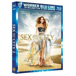 DVD FILM Blu-Ray Sex and the city 2