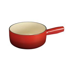 INVICTA PUV102903 Pot fondue - 20 cm - Rubis