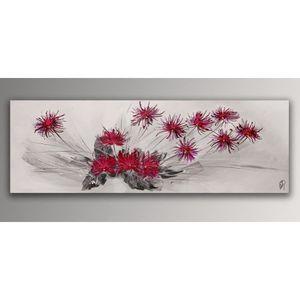 tableau rouge achat vente tableau rouge pas cher cdiscount. Black Bedroom Furniture Sets. Home Design Ideas