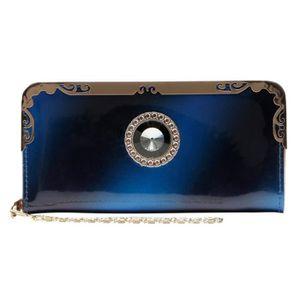 Cartes Accessoires Jaune Blancho Bedding Mode carte de crédit cas portefeuille sac organisateur titulaire