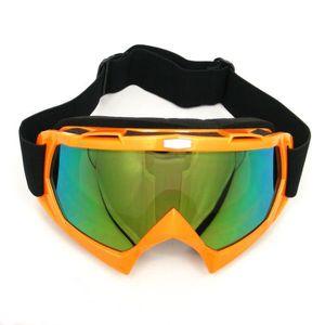 29e20232163989 LUNETTES DE SPORT Lunette Masque de Moto Motocross Vélo Ski Snowboar
