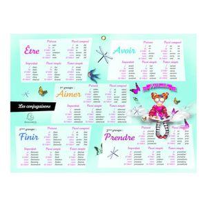 Affiche table de multiplication achat vente pas cher - Poster table de multiplication ...