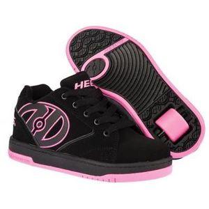 BASKET Chaussures à Roulette Heelys Propel 2.0 Black Hot