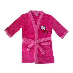 PEIGNOIR Peignoir   Robe De Chambre Hello Kitty Fushia Tail