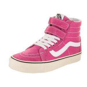 BOTTE Vans chaussure de skate réédition sk8-hi pour femm