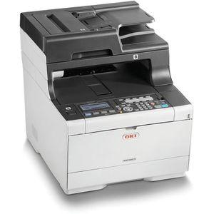 IMPRIMANTE OKI Imprimante multifonction 4 en 1 MC563dn - Lase