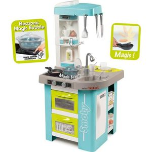 DINETTE - CUISINE SMOBY Tefal Cuisine French Cooking  26 Accessoires