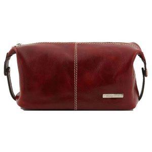 TROUSSE DE TOILETTE  Tuscany Leather - Trousse de toi…
