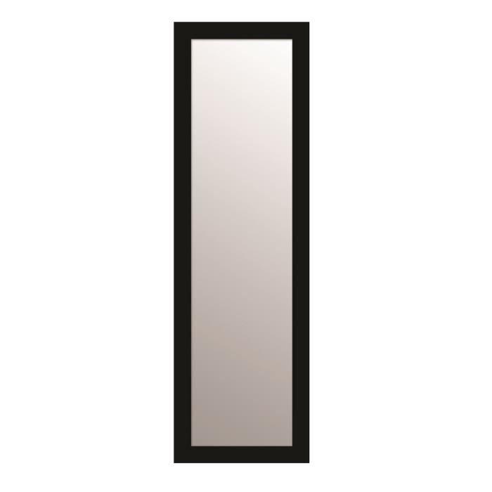 Miroir 30x120 chipi noir vendu par but 1174051 for Miroir habilleuse