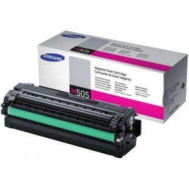 SAMSUNG Cartouche de toner CLT-M505L/ELS - Magenta - Capacité standard 3.500