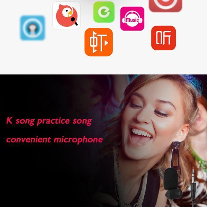 3,5 Mm Mains Libres Clip Ordinateur Sur Mini Microphone Pour Pc Lapel Skype Msn Lly70511102_2942