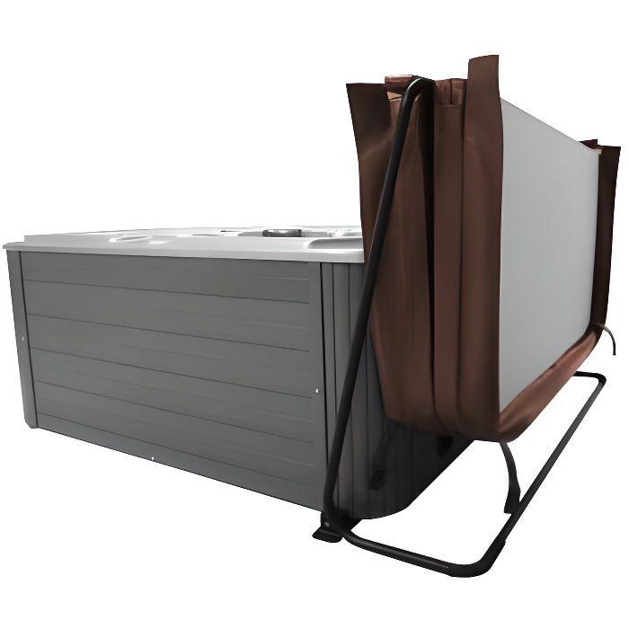 l ve couverture thermique spa easy fix achat vente. Black Bedroom Furniture Sets. Home Design Ideas