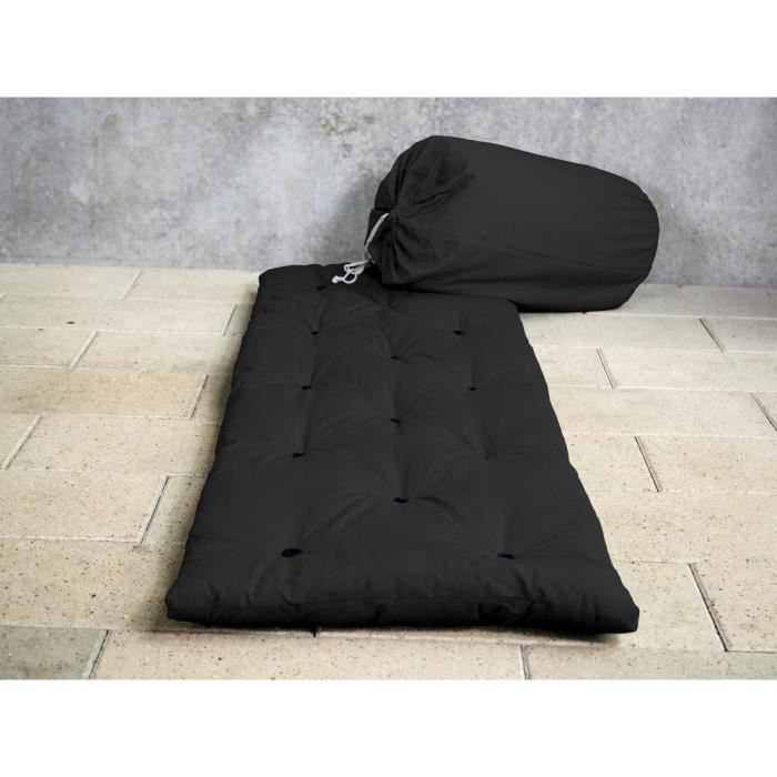 Matelas Futon Dappoint 1 Personne 70x190 Bed In Bag Anthracite