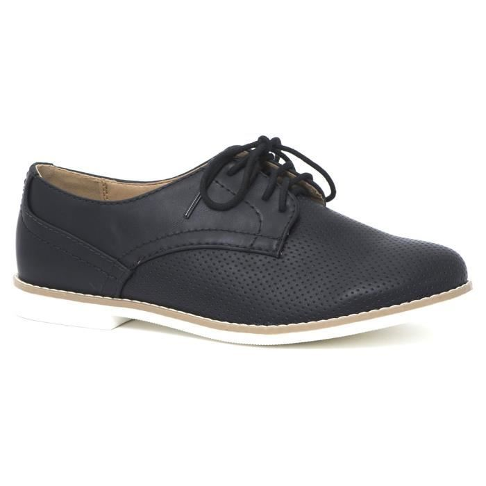 Cooper Lace Up Oxfords Flats Sneakers VCLJR Taille-38